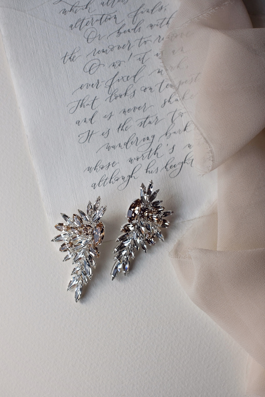 PORTO large earrings